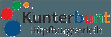 Kunterbunt - Verleih Logo
